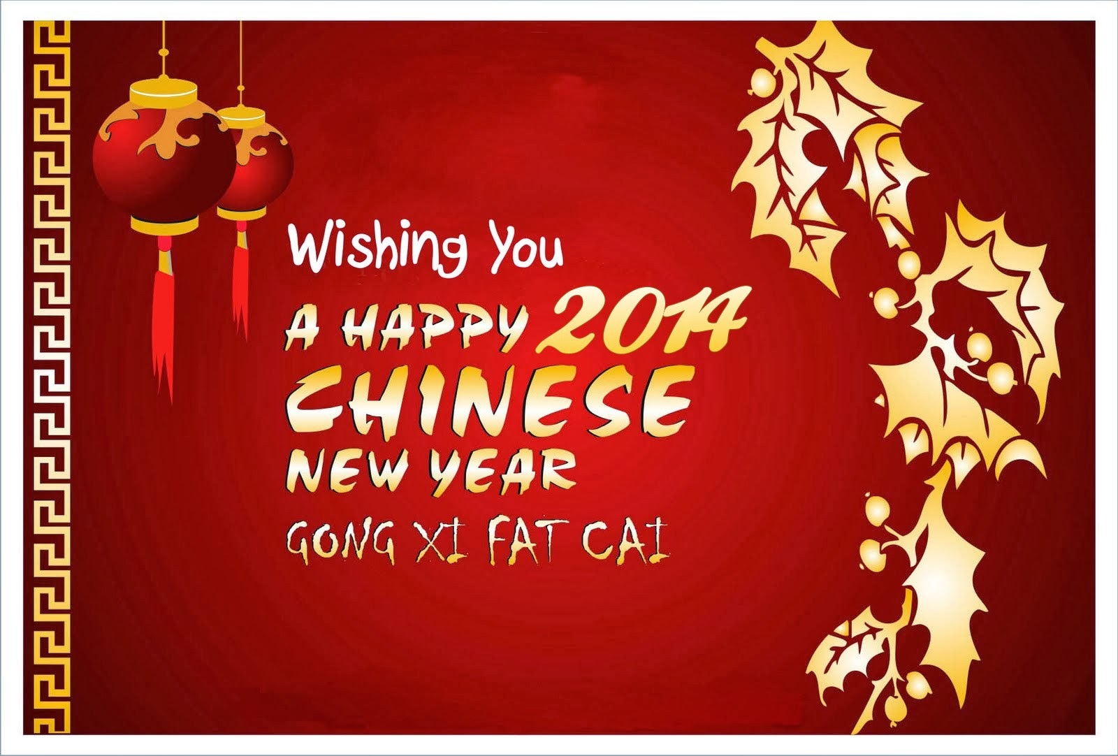 Happy Chinese New year 2014 HD
