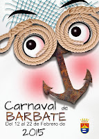 Carnaval de Barbate 2015 - Mascarada - Manuel Jesús Torrejón Pérez