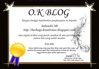 Suhendri Mr (Berbagi Kreativitas)