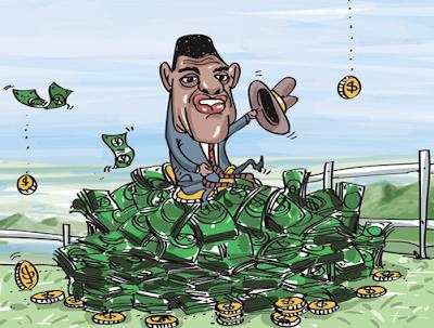 O milionário Valdemiro Santiago