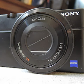 camara fotografica sony ciber shot rx100