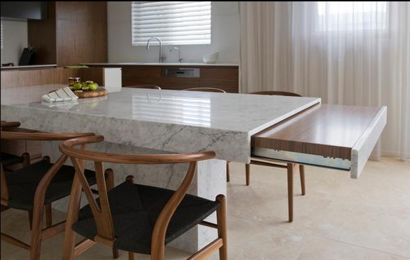 Mesas De Marmol Para Comedor. Affordable Mesa Comedor Extensible ...