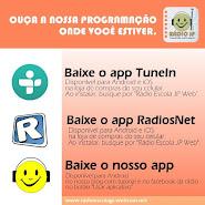 Ouça Rádio Escola JP Web