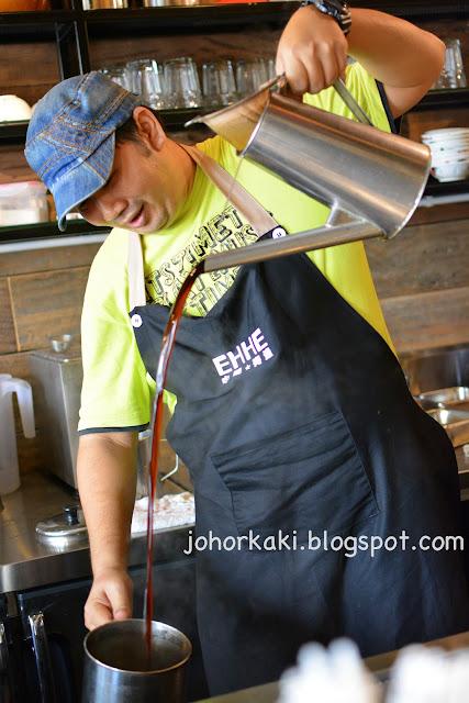 EHHE-Art-Cafe-Johor-Bahru-Tan-Hiok Nee-中間旁邊陈旭年文化街