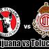 Xolos de Tijuana vs Toluca En Vivo Online Gratis 31/Octubre/2014
