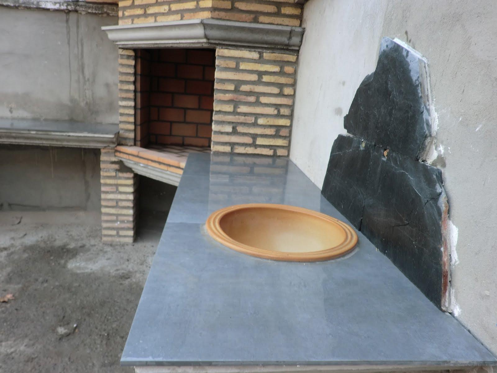 Coecu lepida sl chimenea de obra exterior for Chimeneas de obra