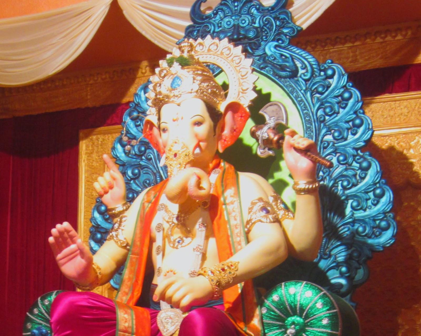 Ganapati Idol