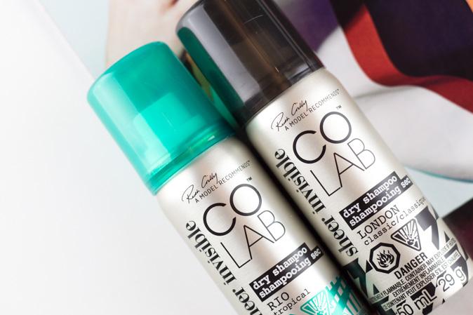 colab dry shampoo rio london review canada