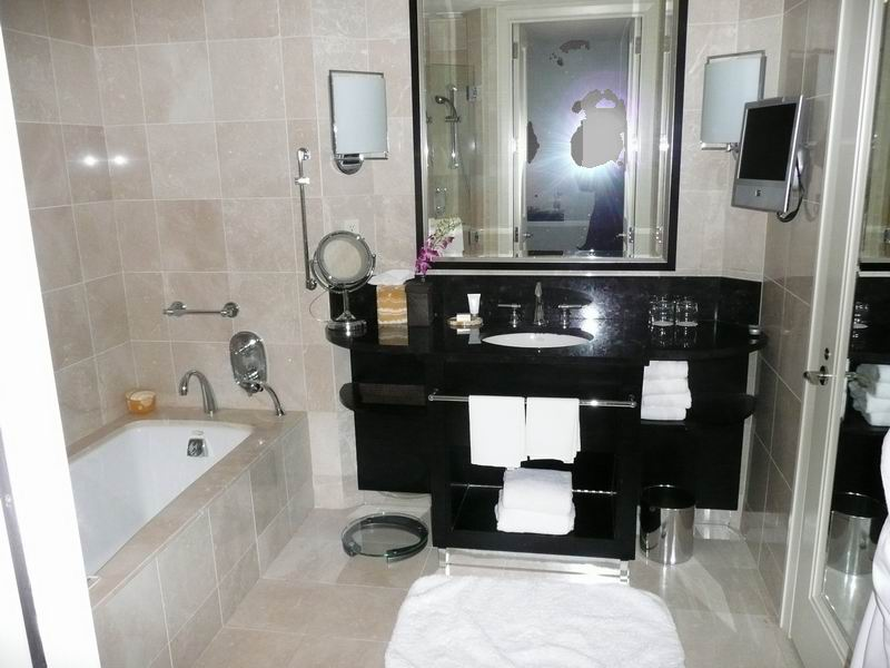 Best hotel bathroom gallery bathroom designs for Best hotel bathroom designs