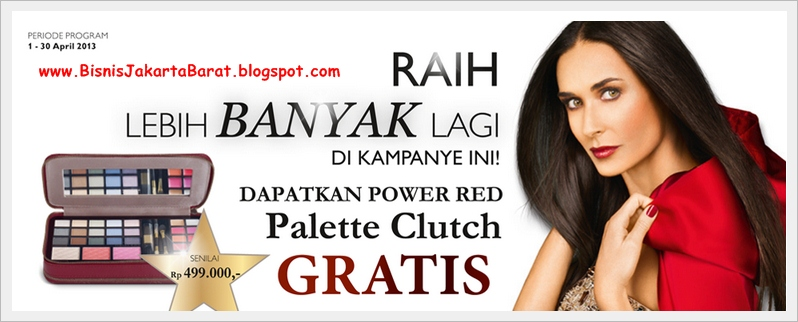 Promo Business Class - Oriflame April 2013 - Heni Bakara 0813 8839 6003