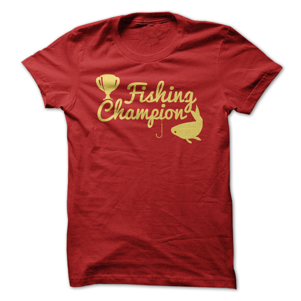 Love Fishing T Shirts