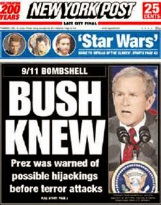 "The ""Disappeared"" NEW YORK POST Headline"