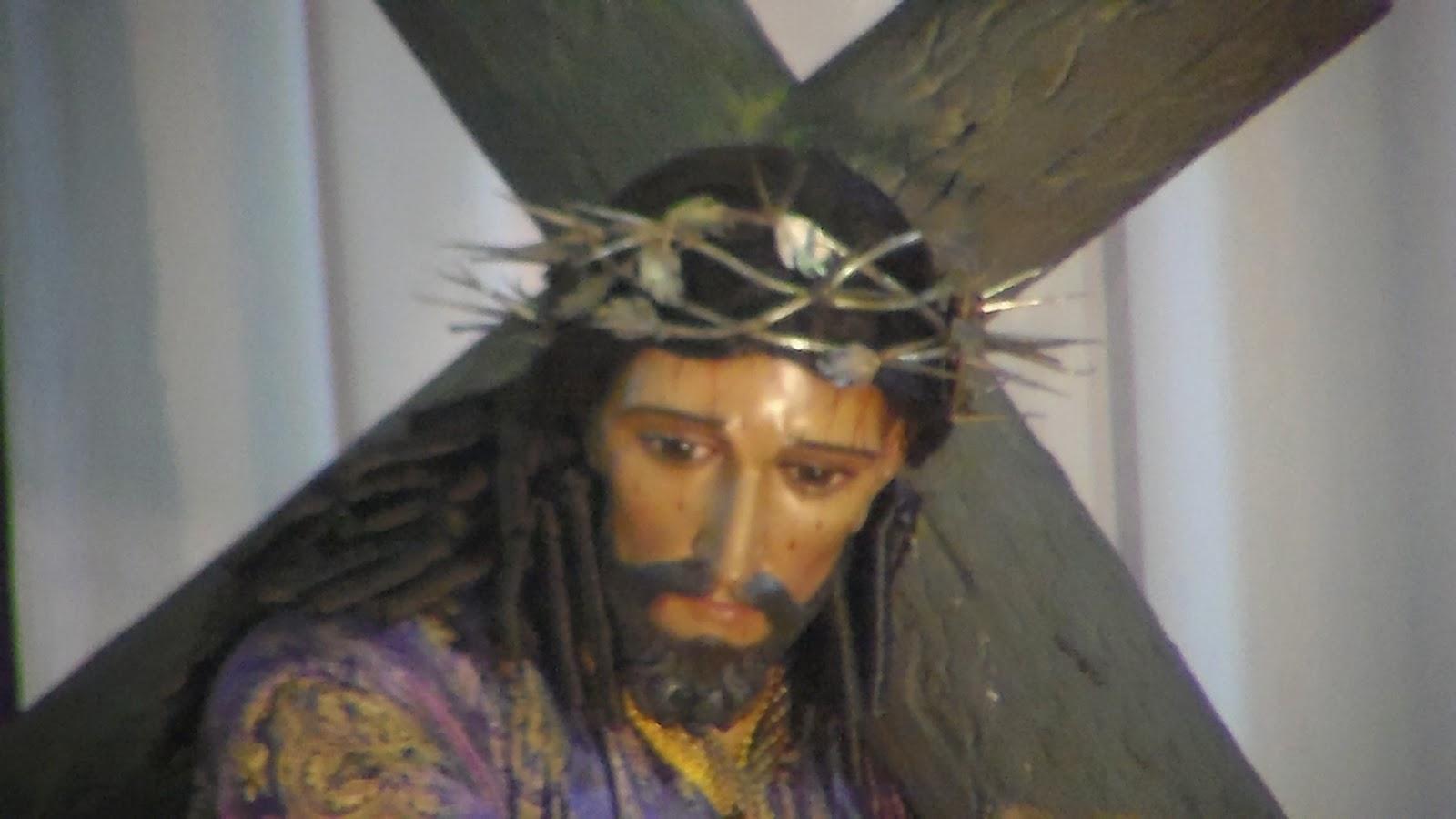 jesus del desamparo quinto domingo de cuaresma