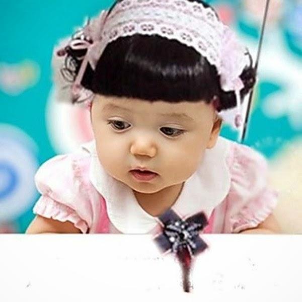 Gratis gambar bandana untuk bayi