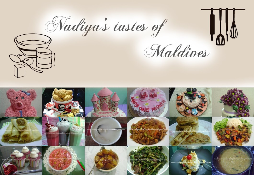 Nadiya's Tastes Of Maldives