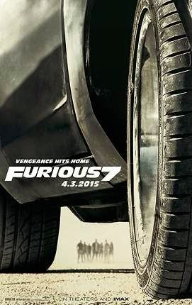 فيلم Furious 7 مترجم اون لاين