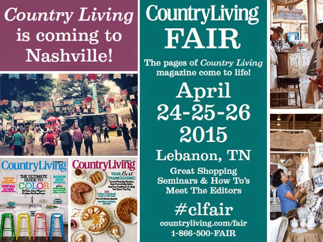 tilly 39 s nest country living fair nashville presentations and book