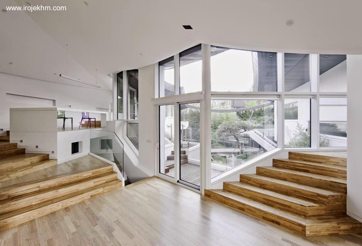 Arquitectura de casas casa moderna y tradicional for Interiores de viviendas modernas