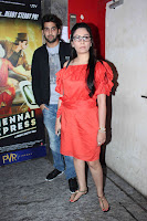 Bollywood Celebrities at Ramaiya Vastavaiya Special Screening