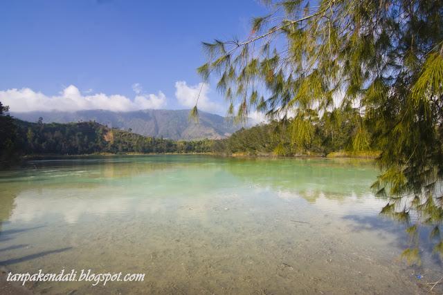 Telaga Warna, Dieng, Jawa Tengah