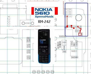 nokia 5610 charging ways jumpers