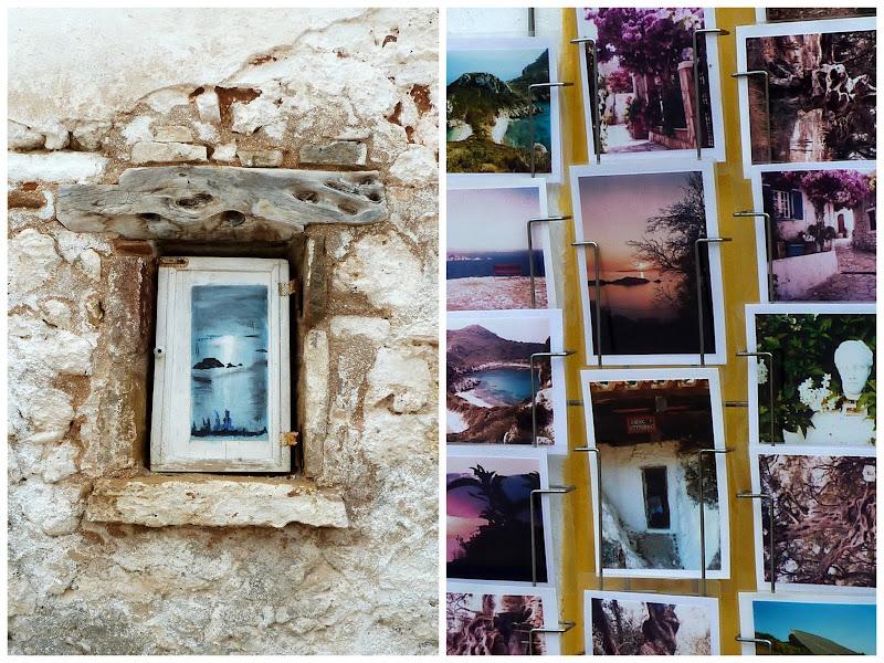 Charmantes Afionas im Nordwesten der Insel Korfu