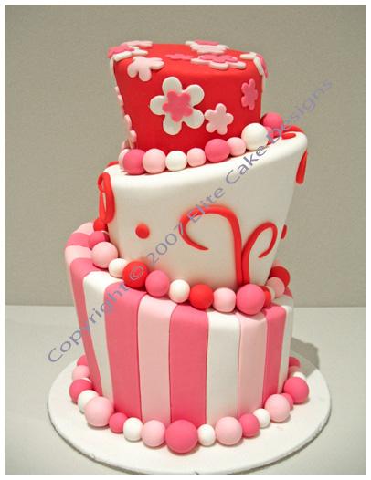 Birthday Cakes November 2011