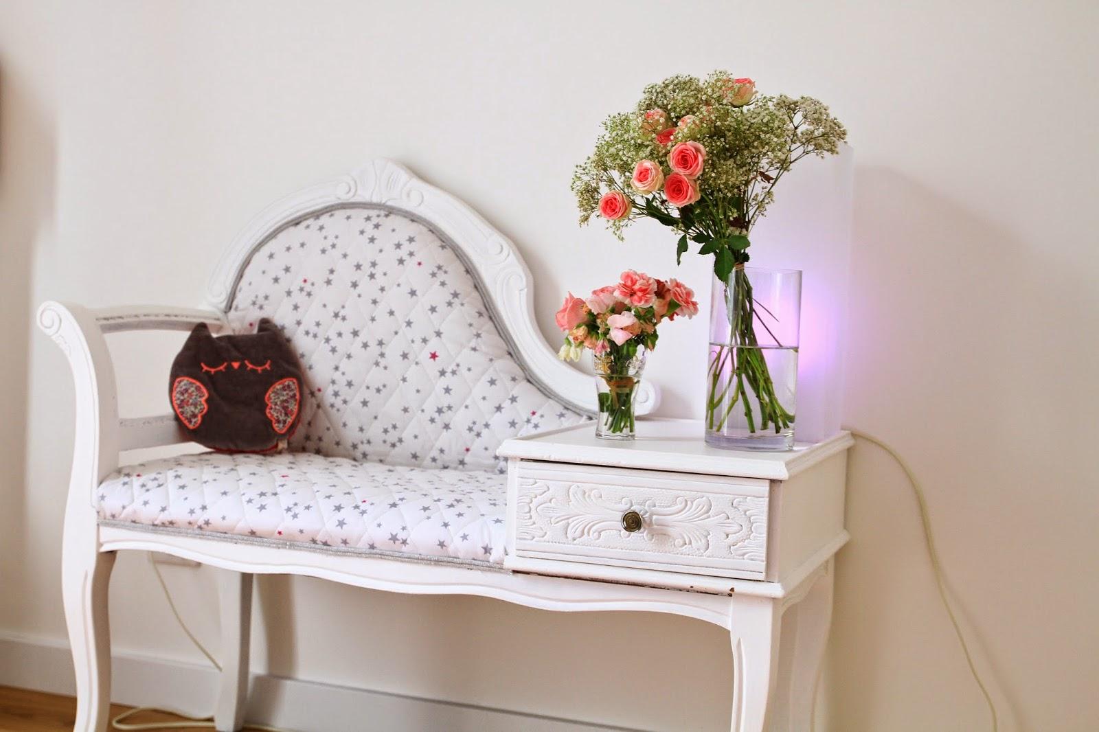 La cachette de margaux: une chambre de princesse !