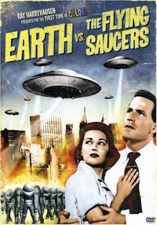 Earth vs The Flying Saucers review