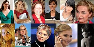 10 Politisi Wanita Tercantik [ www.BlogApaAja.com ]