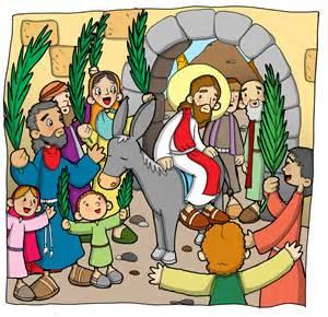 Recursos Domingo de Ramos: 20 marzo