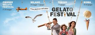 Gelato Festival a Milano sabato 1 e domenica 2 giugno 2013