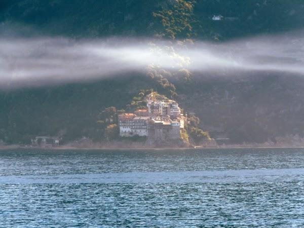 Athos Grecja