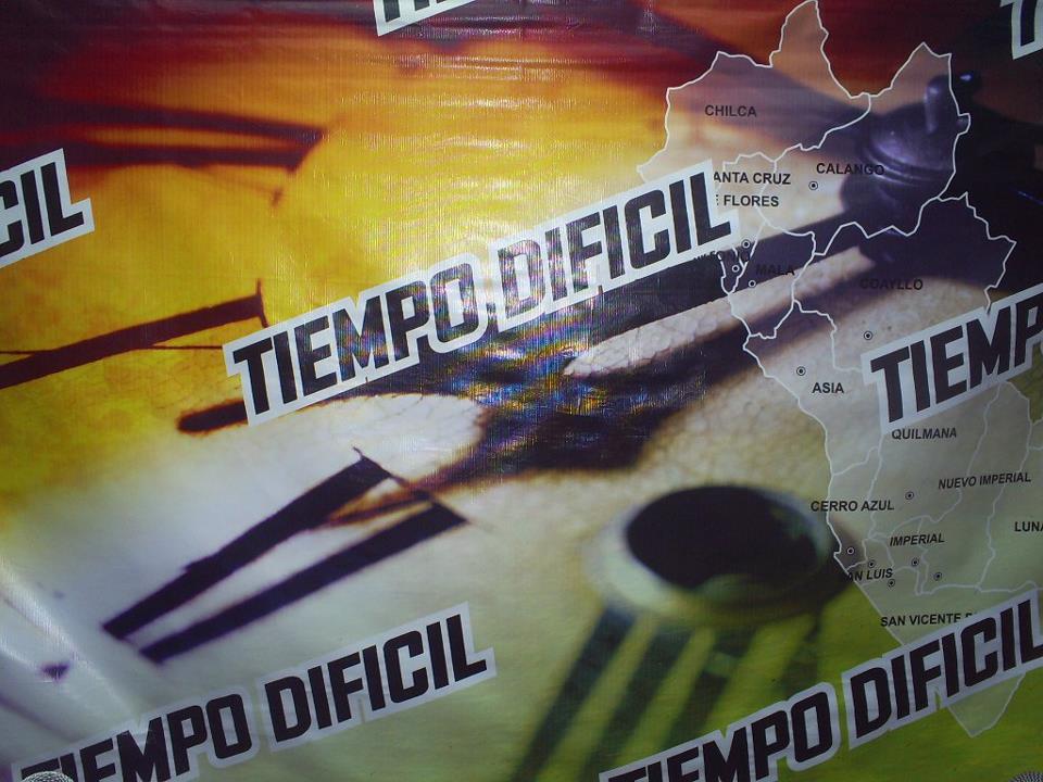 """Radio Fiera Cañete: """"Tiempo Difícil"""" en vivo"""