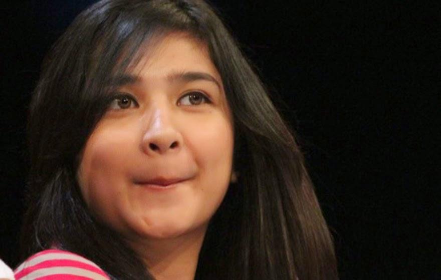 Foto Cantik Mikha Tambayong Imut Cute