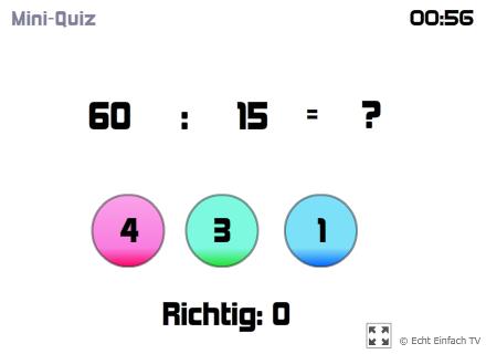 echt einfach mathe spiele