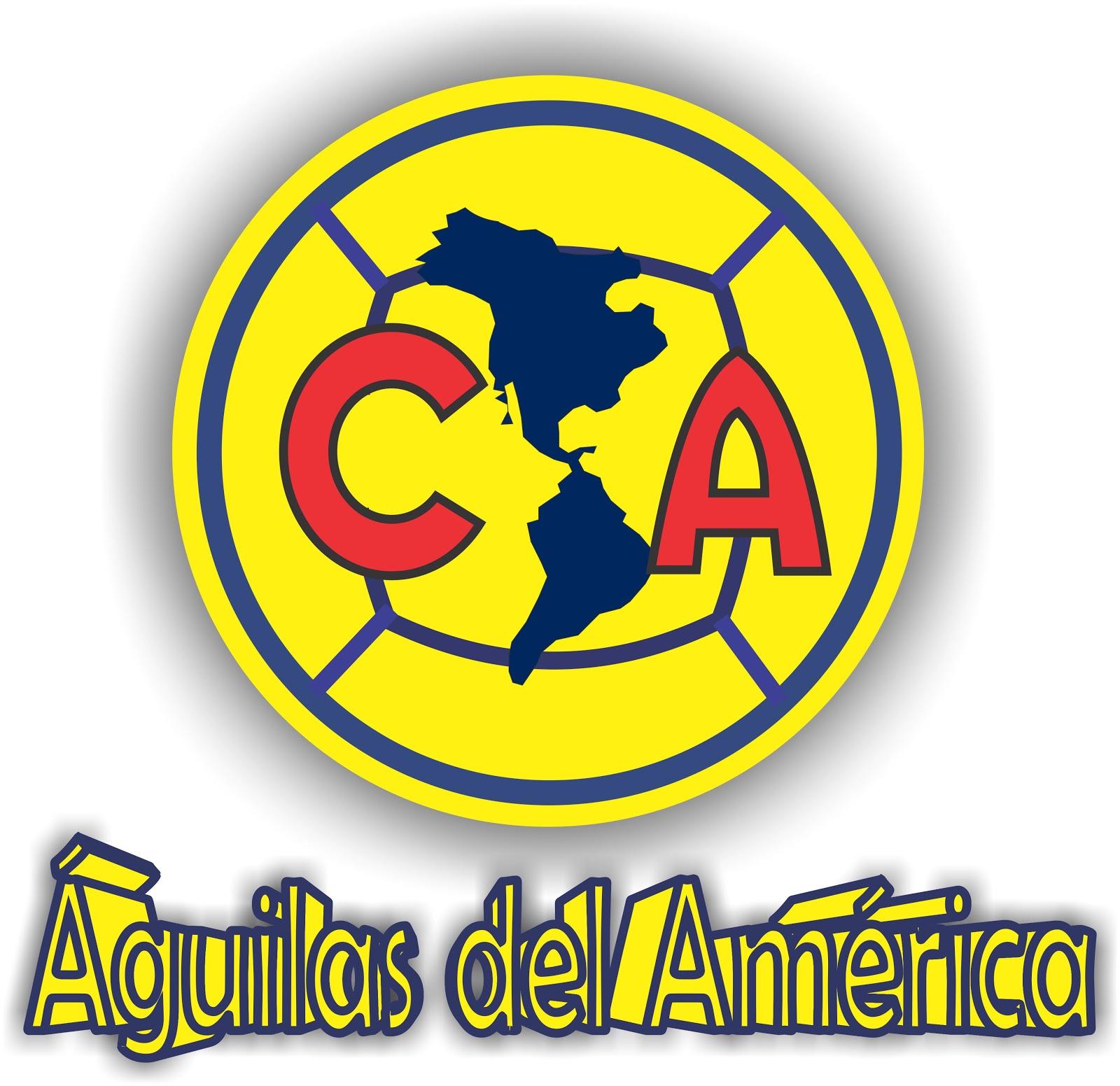 logotipos de las aguilas del america imagui