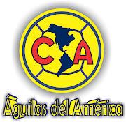 Logotipo: Águilas Del America. Publicado por Karen Castillo Aguilar en 17:07 aguilas del america