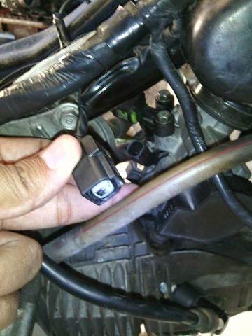 perbaikan kabel injector