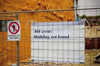 404 erroe Building not found