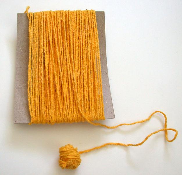 como hacer muñecas con lana