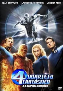 Download   Quarteto Fantástico e o Surfista Prateado   DVD R   Dual Áudio