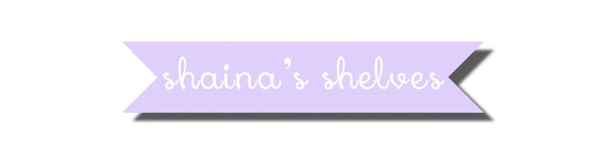 shaina's shelves