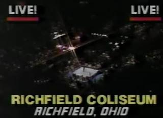 WWE SURVIVOR SERIES 1988 - LIVE IN RICHFIELD