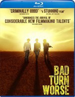 Bad Turn Worse (2013) BluRay 720p 700MB Subtitle Indonesia