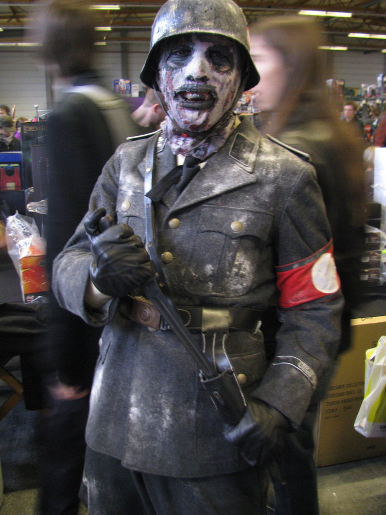 Cosplay Image Of The Day NAZI ZOMBIE & Cosplay Image Of The Day: NAZI ZOMBIE | Alien Bee Entertainment News