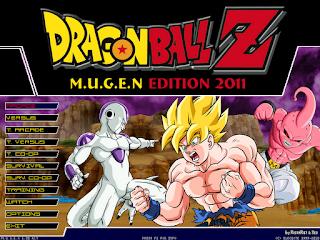 Dragon Ball Z Mugen Edition 2011