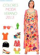 Tendencias de moda para este Verano 2013 tendencias moda primavera verano
