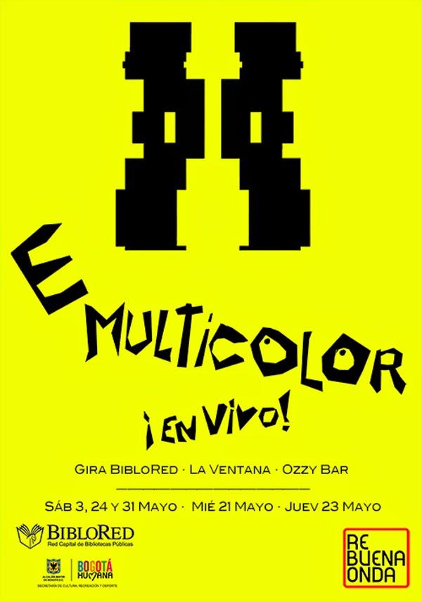 Lanzámiento-Nada-Para-Declarar-Emulticolor-Gira-Biblo-Redes-Bogotá-2014