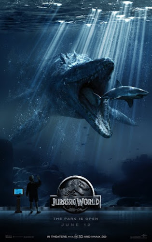 Jurassic World (BRRip 720p Dual Latino / Ingles) (2015)